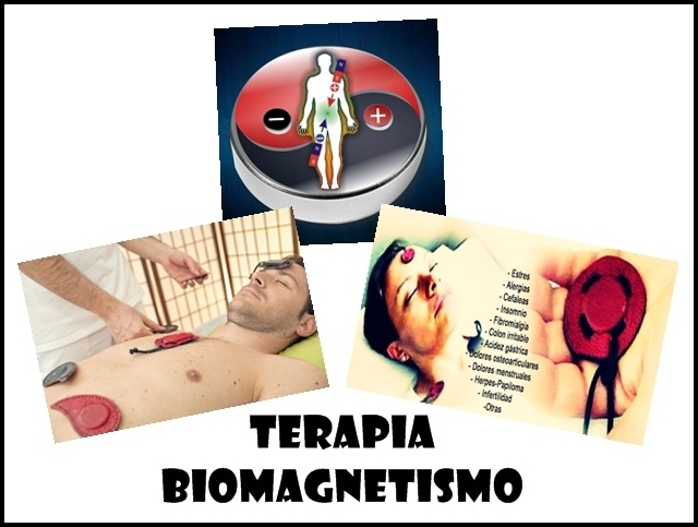 COLLAGE BIOMAGNETISMO